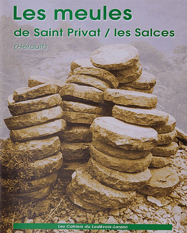 Brochure des Cahiers du Lodévois (CCLL-2003- A. Riols-Foyer rural)